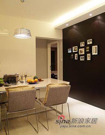 简约 二居 餐厅图片来自用户2738093703在月薪族5万多功能空间86平质感家58的分享