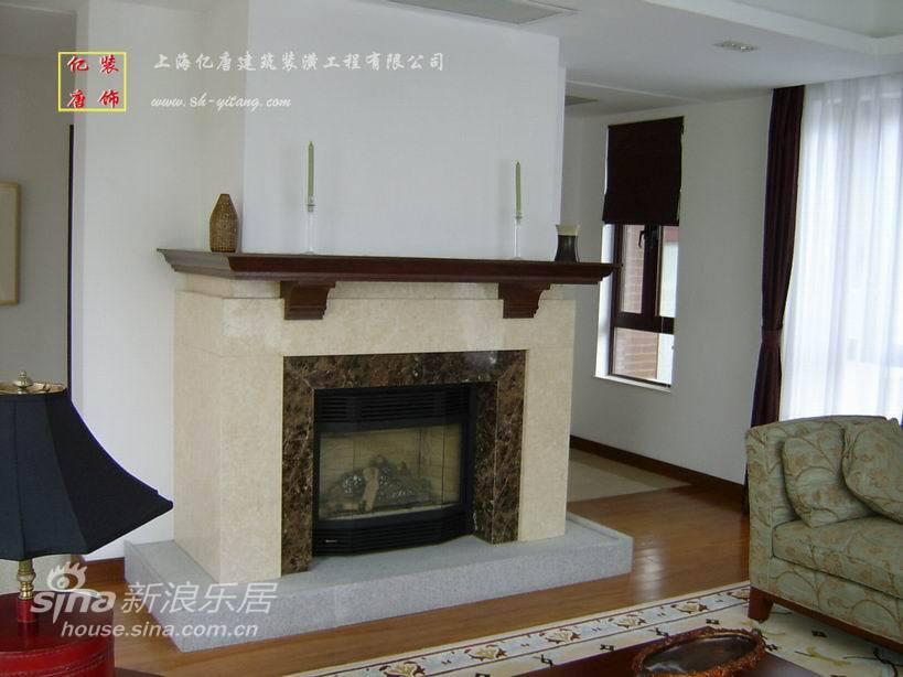 欧式 别墅 客厅图片来自用户2746869241在康桥案例10的分享