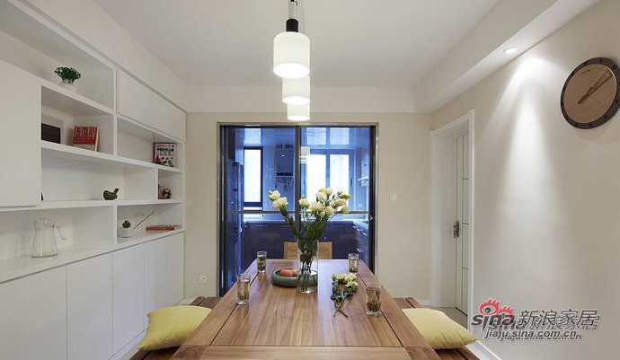 简约 四居 客厅图片来自用户2738820801在【多图】150平首开·熙悦山64的分享