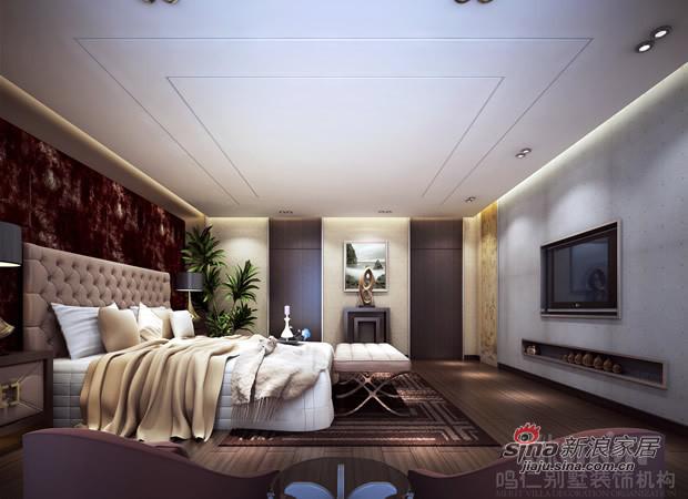 其他 别墅 卧室图片来自用户2558746857在新古典主义风格在别墅家居生活的应用50的分享
