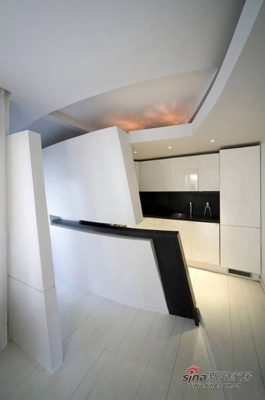 简约 二居 厨房图片来自用户2739378857在15平米马德里阁楼奢华体验57的分享