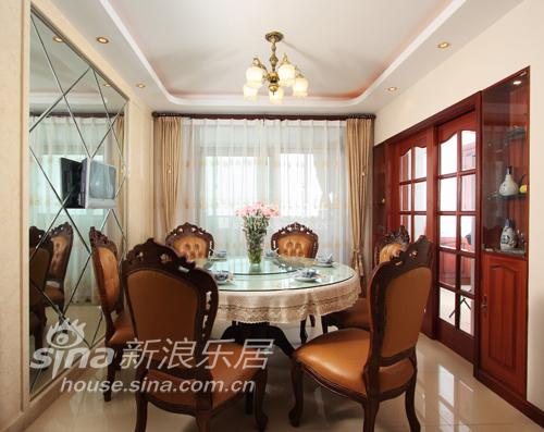 欧式 二居 餐厅图片来自用户2746948411在东明家园95的分享