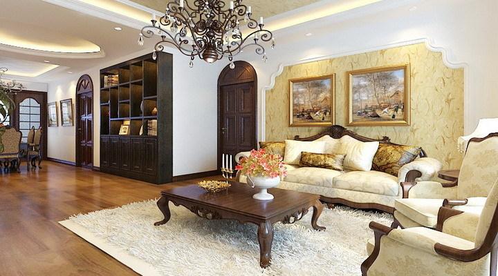 简约 三居 客厅图片来自用户2558728947在长江紫都73的分享