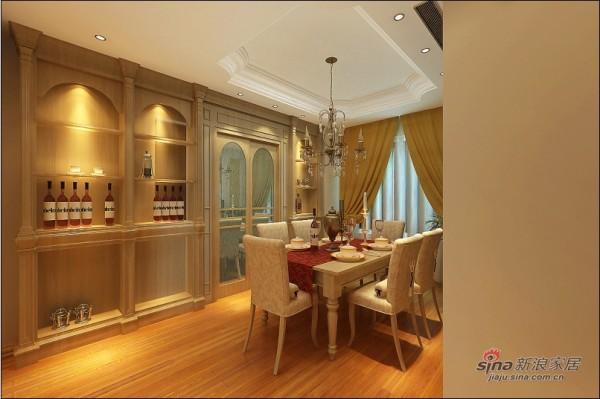 欧美风情餐厅设计