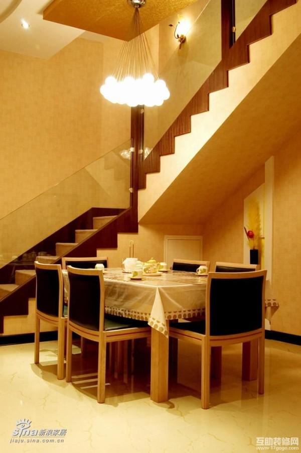 简约 别墅 餐厅图片来自用户2557979841在fb的阳光屋28的分享