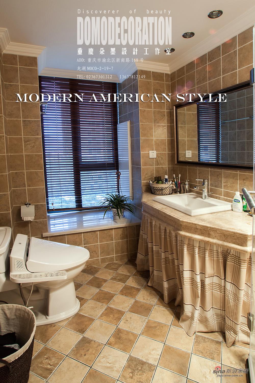 其他 三居 卫生间图片来自朵墨设计在【高清】130平雅致美居休闲下午茶73的分享