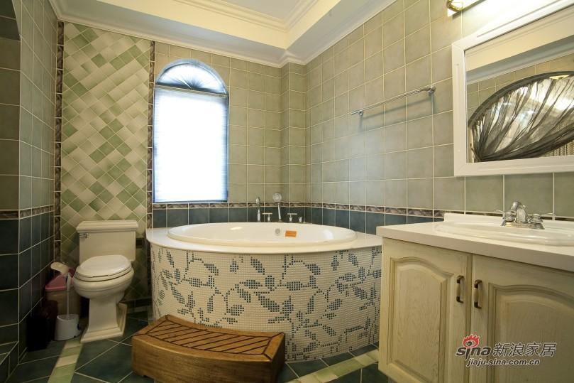 欧式 别墅 客厅图片来自用户2746869241在奢华暖色调欧式风情宅75的分享