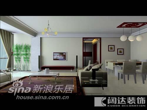 简约 一居 客厅图片来自用户2557010253在阔达装饰精美设计图62的分享