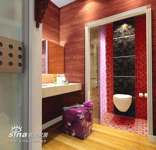 其他 其他 卫生间图片来自用户2737948467在44款家居样板间 打造居室的时尚轻松氛围(续1)97的分享