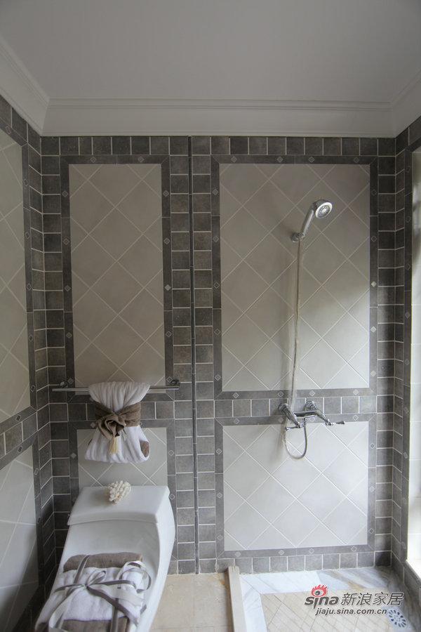 欧式 别墅 卫生间图片来自用户2746953981在【高清】欧式奢华大宅实景京基·鹭府20的分享