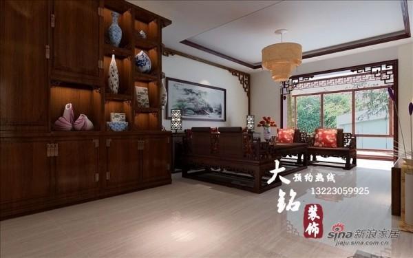 中式家庭设计装修,中式装修效果图