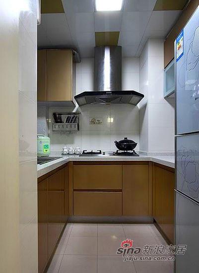 新古典 三居 厨房图片来自用户1907701233在主妇装90平3室1厅简约新家95的分享