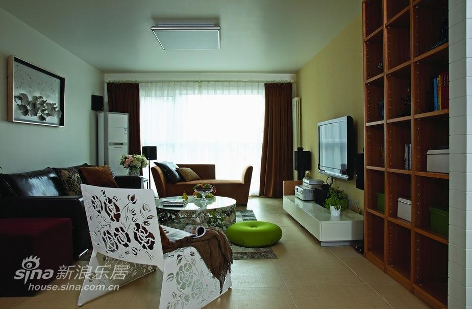 简约 一居 客厅图片来自用户2557010253在融科橄榄城74的分享