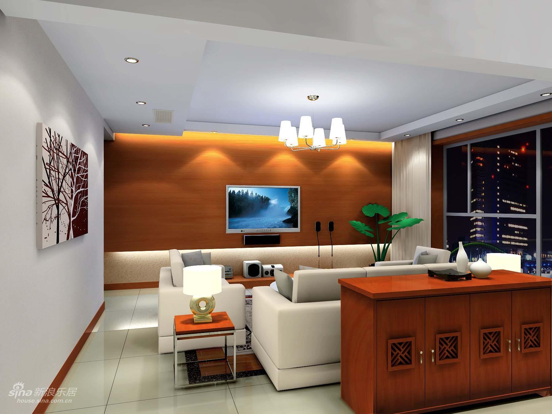 欧式 复式 客厅图片来自用户2772873991在豪华复式14的分享