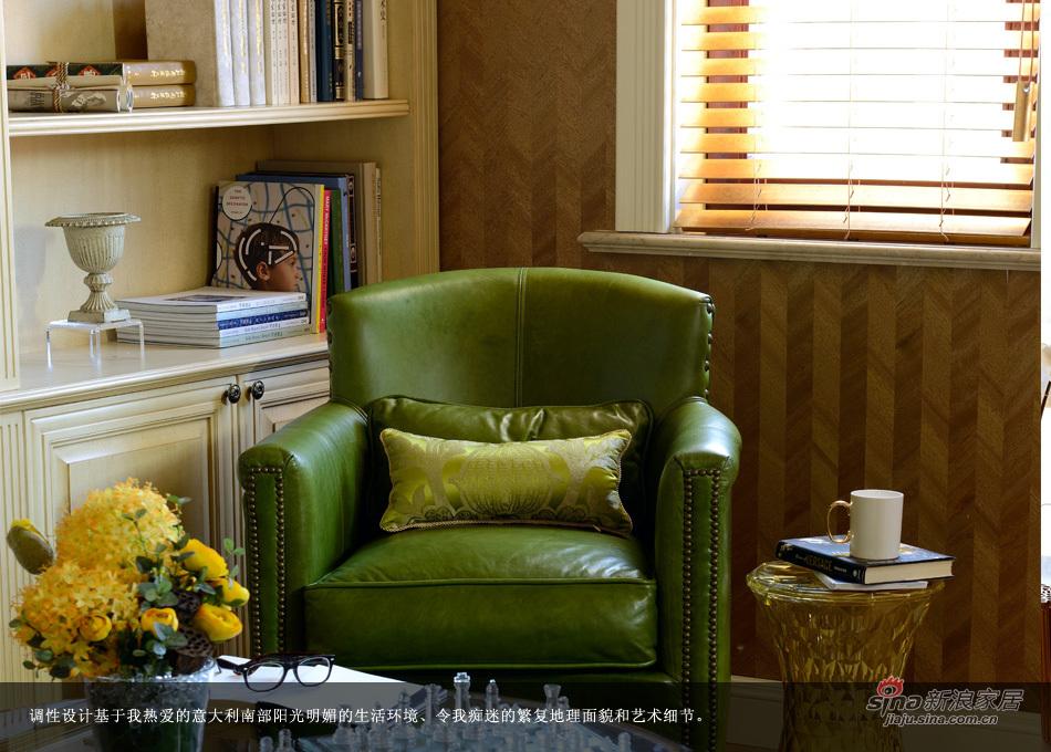 欧式 别墅 书房图片来自用户2557013183在北京万通亚运新新示范别墅51的分享