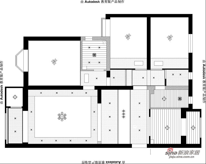 现代 三居 其他图片来自用户2771250253在8万打造现代风格126平米高档家居22的分享