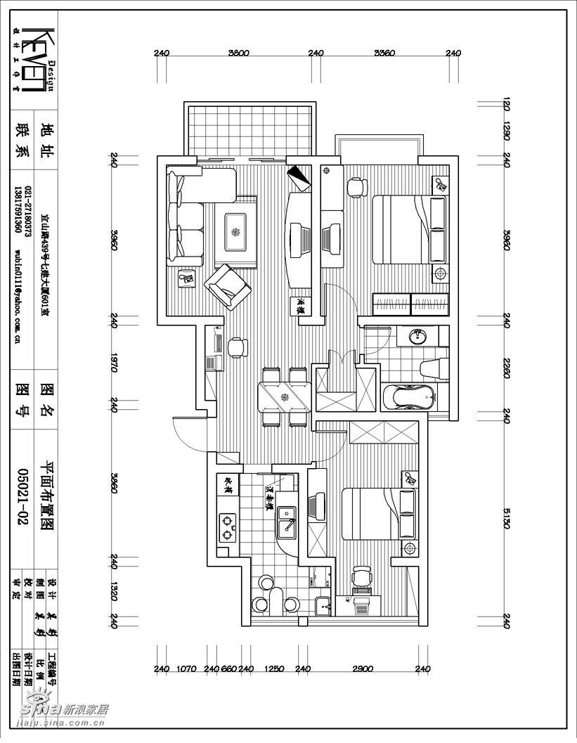 简约 二居图片来自用户2557979841在经典2房小空间的改造--aircf的新居--KEVEN设计48的分享