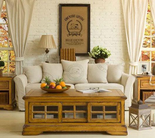 客厅 舒适 美式 小资图片来自用户2772840321在10个美式乡村风格客厅 像小资一样生活吧的分享