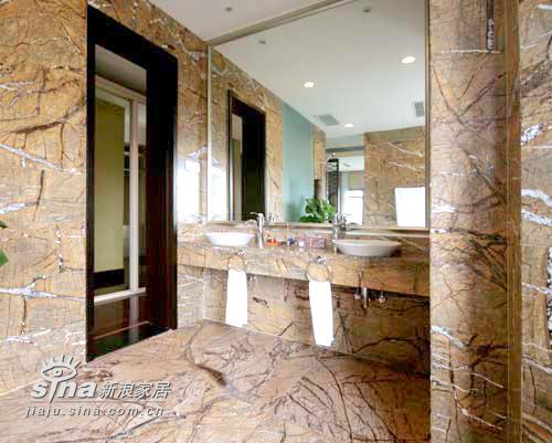 中式 别墅 卫生间图片来自用户2757926655在中式简约60的分享