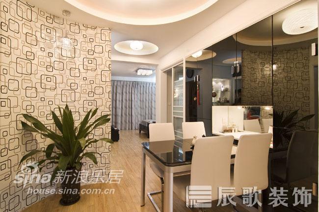 简约 二居 餐厅图片来自用户2557010253在空间与视觉的穿梭72的分享