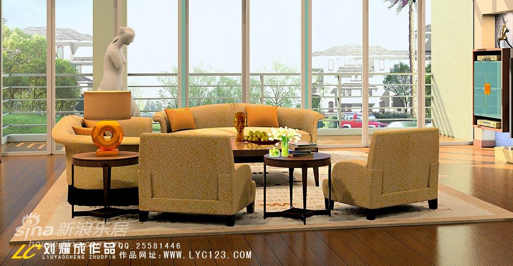 欧式 别墅 客厅图片来自用户2557013183在豪华大气的欧式别墅98的分享
