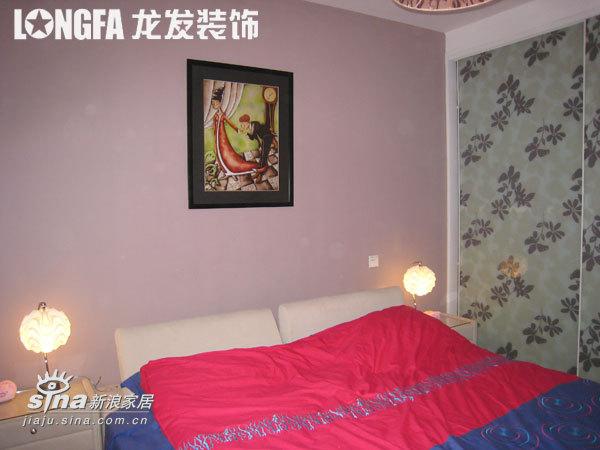 简约 二居 卧室图片来自用户2739153147在三口之家-实景图90的分享