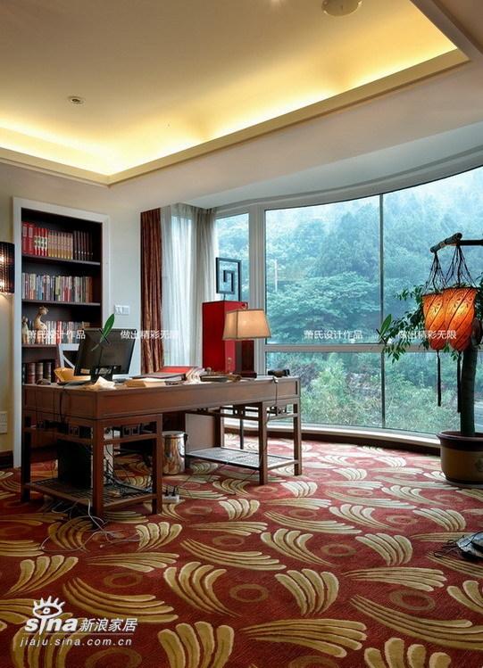 其他 别墅 书房图片来自用户2558746857在温情中国的奢华17的分享