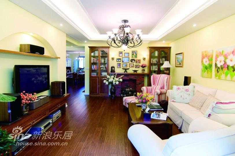 田园 二居 客厅图片来自用户2737946093在周君敏金桥案例60的分享