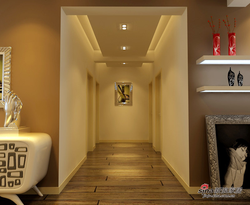 简约 二居 其他图片来自用户2738093703在5.5万铸造现代简约两居室74的分享