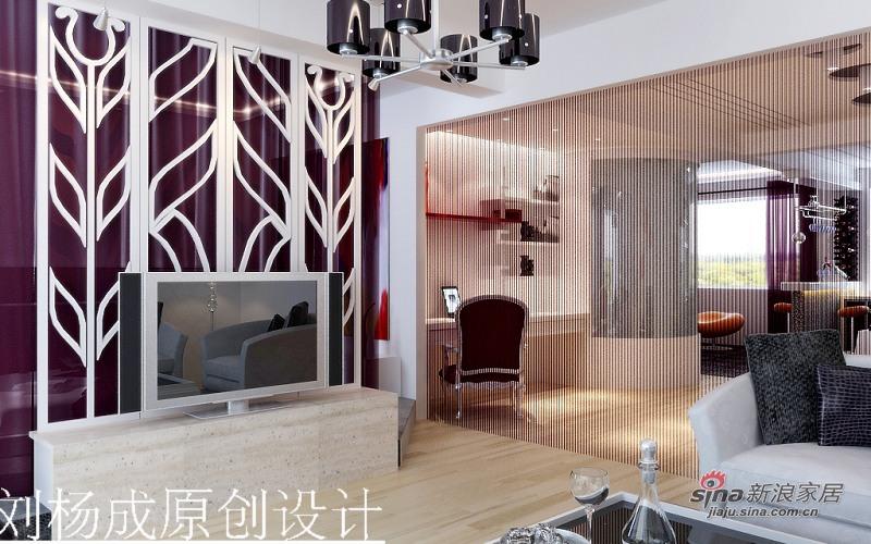 简约 二居 客厅图片来自用户2556216825在紫金新干线简约设计46的分享