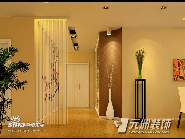 简约 三居 玄关图片来自用户2738093703在北京香颂76的分享