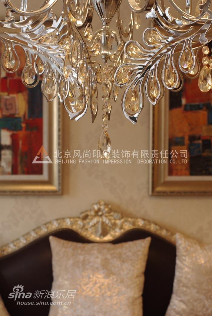 欧式 四居 客厅图片来自用户2772856065在风格演绎72的分享