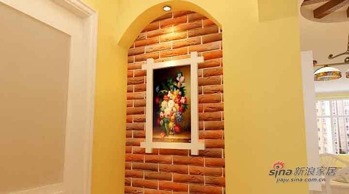 田园 二居 玄关图片来自用户2737946093在8.1万打造田园风格的家【奥林小镇】76的分享