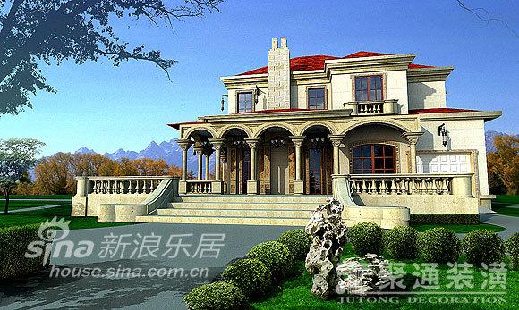 欧式 别墅 客厅图片来自用户2746889121在佘山别墅62的分享