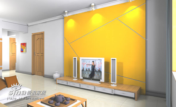简约 一居 客厅图片来自用户2737735823在冠军城27的分享