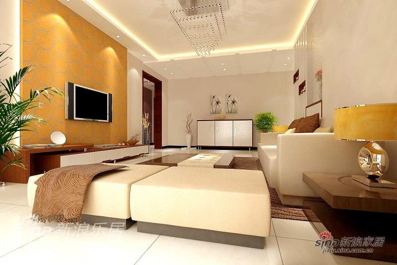 简约 一居 客厅图片来自用户2739081033在线条感十足潮流男女家居51的分享