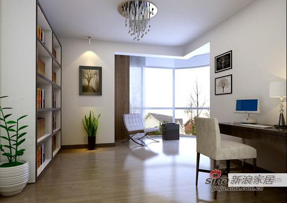 简约 三居 客厅图片来自用户2738820801在110平通透简约婚房仅需7万53的分享
