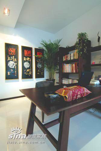 其他 别墅 书房图片来自用户2558757937在经典实用的别墅室内设计(续)50的分享
