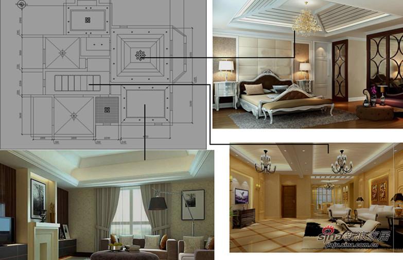 混搭 别墅 其他图片来自用户1907655435在保利垄上别墅实景装修图76的分享
