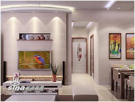 简约 四居 客厅图片来自用户2738829145在简约不简单53的分享
