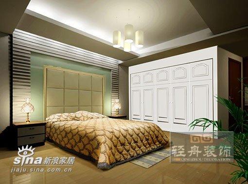 简约 四居 卧室图片来自用户2557010253在电力新村9号楼1楼80的分享