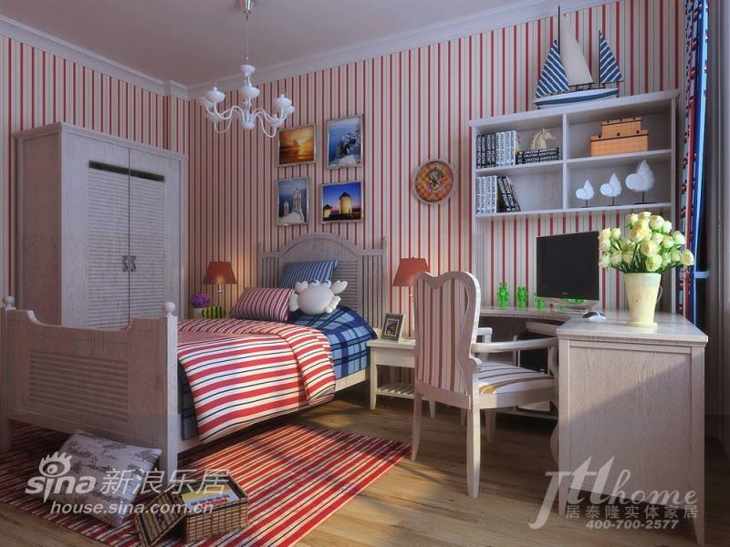 简约 三居 儿童房图片来自用户2739378857在纯美芬芳的家居风格90的分享