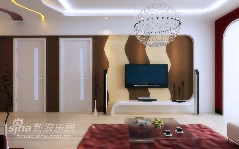 简约 三居 客厅图片来自用户2738829145在低调的奢华99的分享