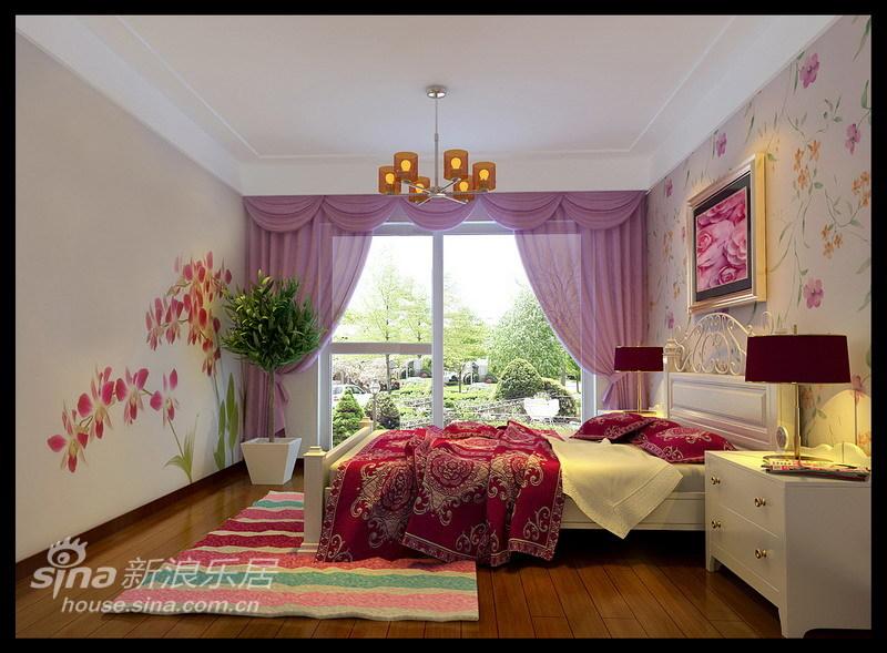 其他 二居 卧室图片来自用户2558746857在天鸿美域25的分享