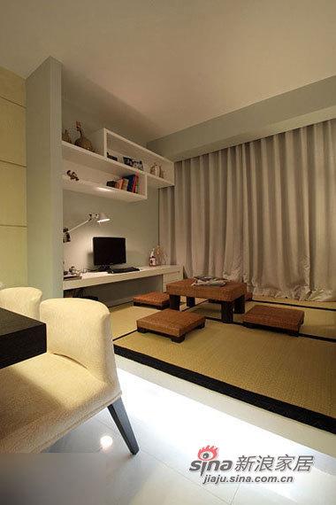 中式 二居 书房图片来自用户1907661335在小主妇5万装83平居蜜月屋90的分享