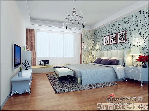 简约 四居 卧室图片来自用户2738829145在华丽的宫殿却很自然97的分享