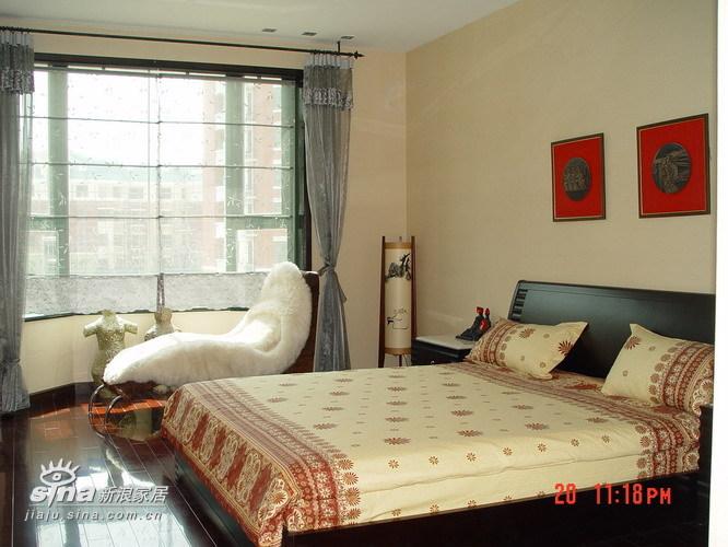 其他 三居 卧室图片来自用户2558757937在实创装饰上奥设计中心案例99的分享