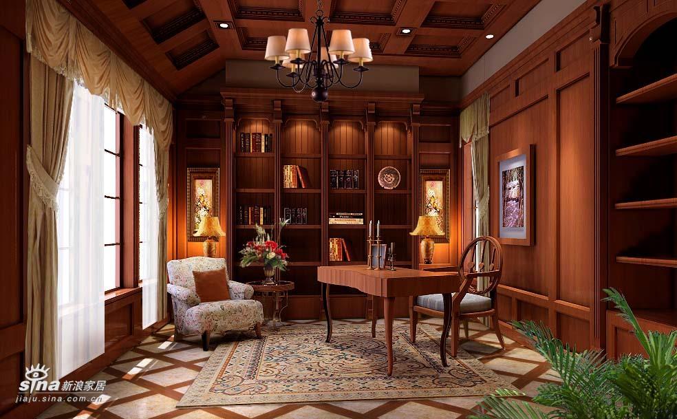 其他 二居 书房图片来自用户2557963305在城市天堂 官邸小别墅63的分享