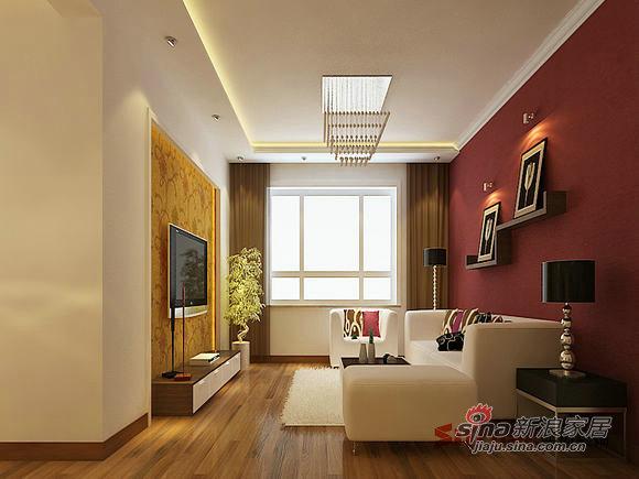 简约 一居 客厅图片来自用户2737759857在4.9万装点108平米别样温馨的现代简约30的分享