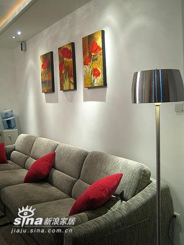 简约 三居 客厅图片来自用户2745807237在狂晒现代简约之家23的分享